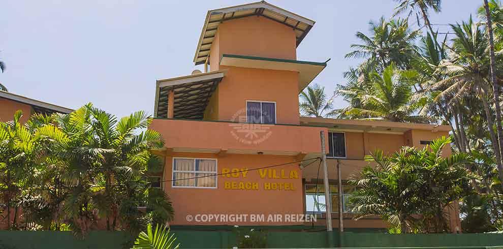 Kalutara - Roy Villa Beach Hotel