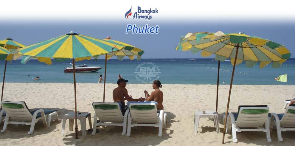 Bangkok Airways - Phuket