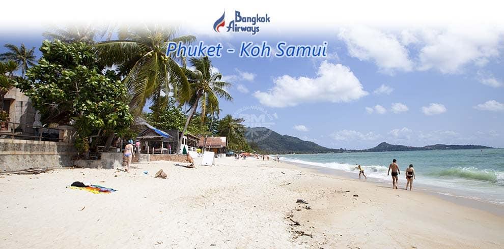 Bangkok Airways - Phuket - Koh Samui