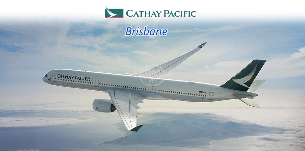 Cathay Pacific - Brisbane
