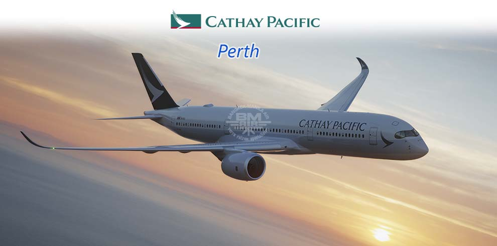 Cathay Pacific - Perth