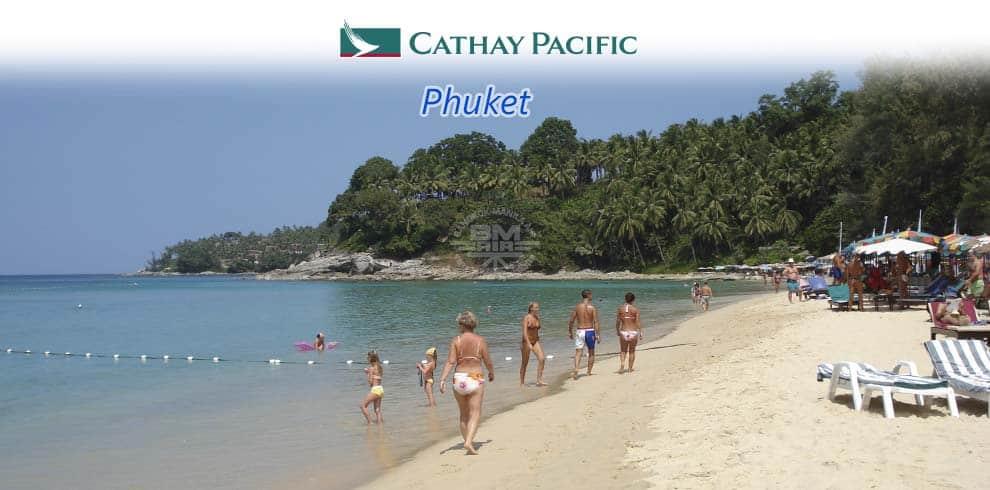 Cathay Pacific - Phuket