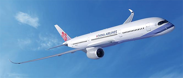 China Airlines - A350