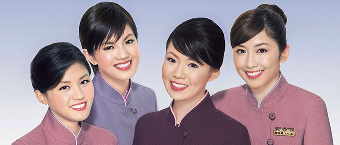 China Airlines - crew