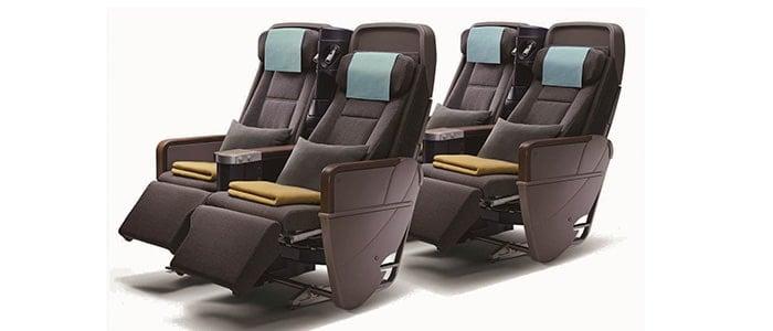 China Airlines - Premium Economy Klasse