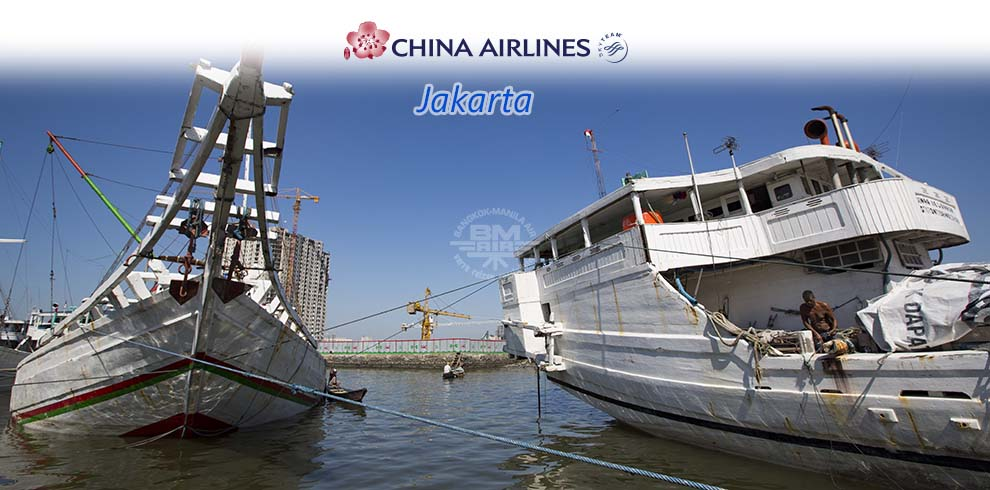 China Airlines - Jakarta