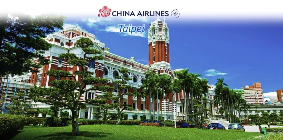 China Airlines - Taipei