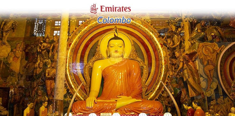 Emirates - Colombo