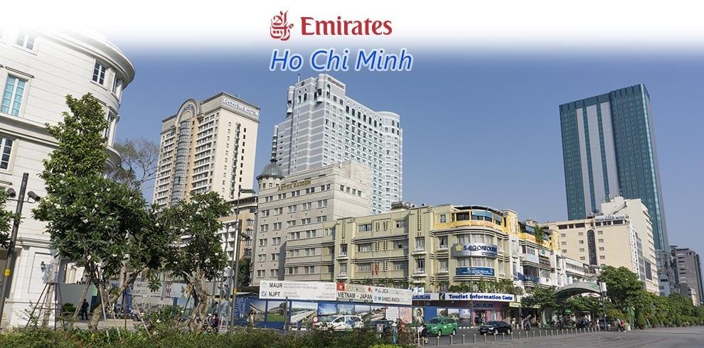 Emirates - Ho Chi Minh