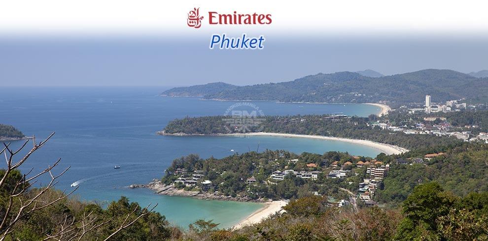 Emirates - Phuket