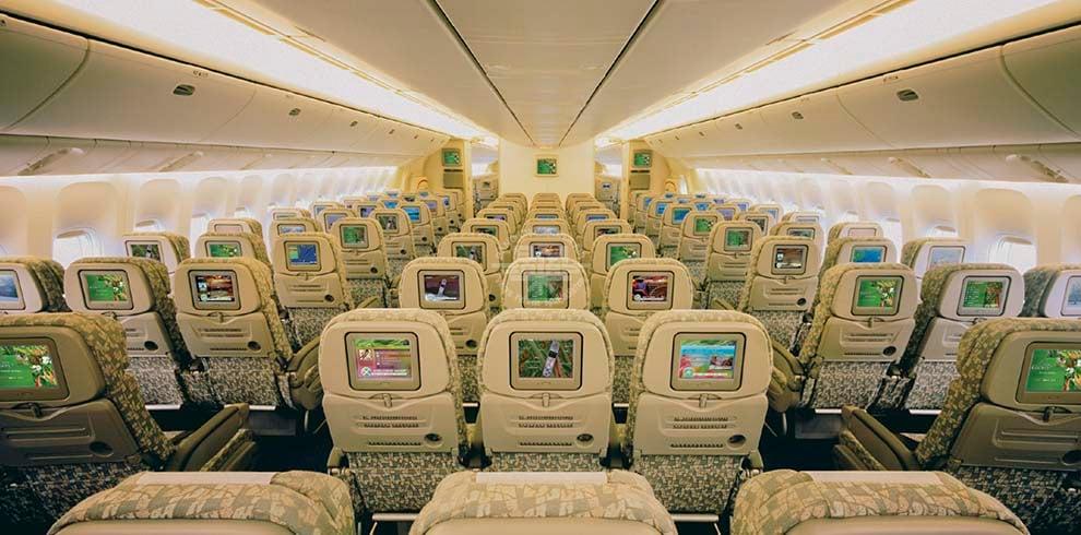 Eva Air - Economy Klasse