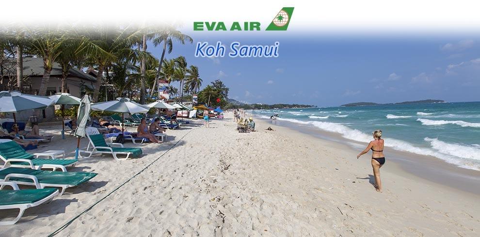 Eva Air - Koh Samui