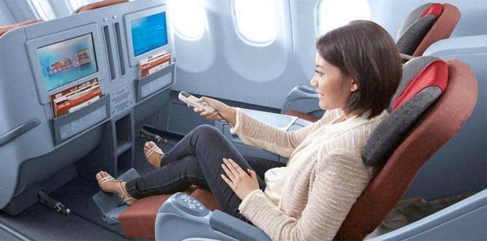 Garuda Indonesia - Business Klasse