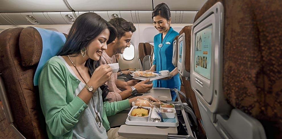 Garuda Indonesia - Economy Klasse