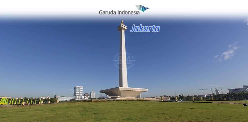 Garuda Indonesia - Jakarta