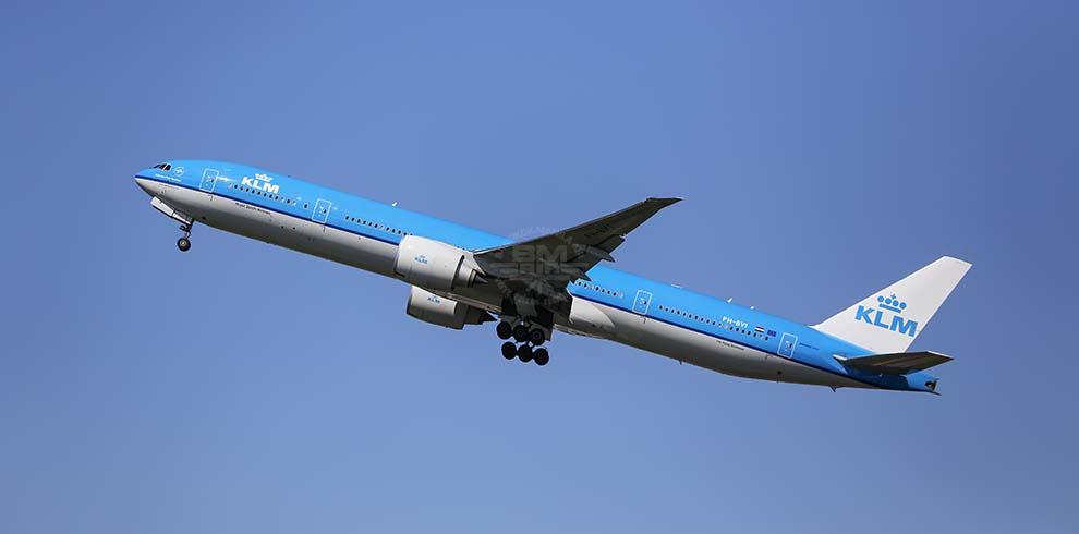 KLM - B777