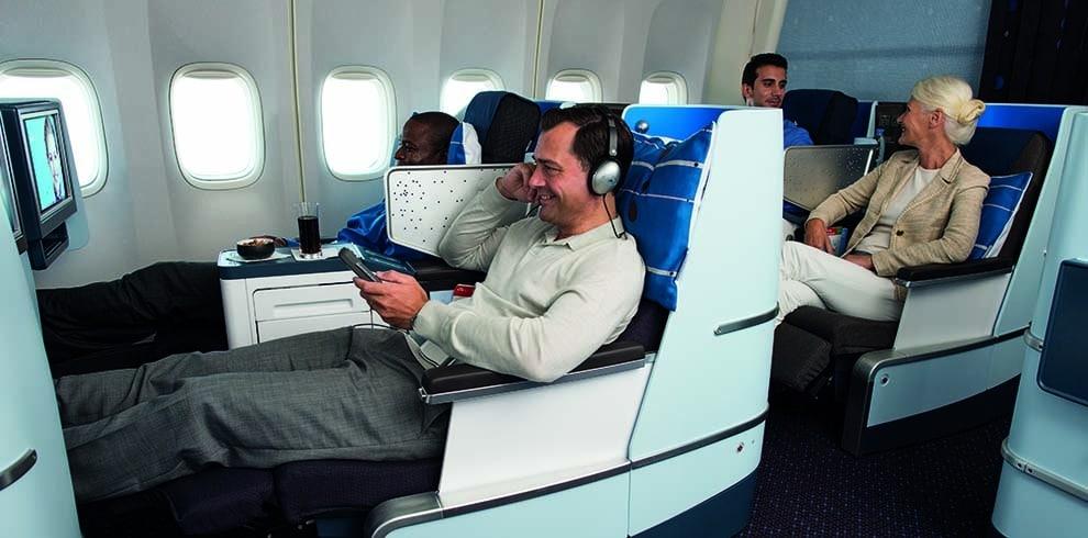 KLM - Business Class