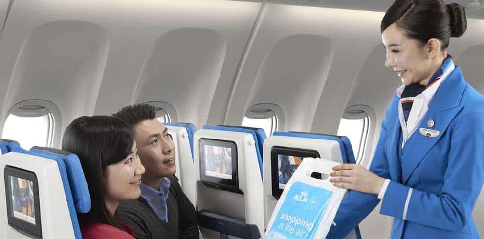 KLM - Economy