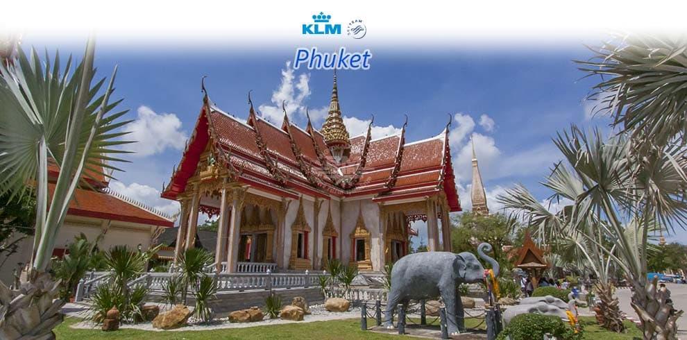Klm - Phuket