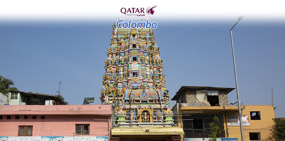 Qatar Airways - Colombo