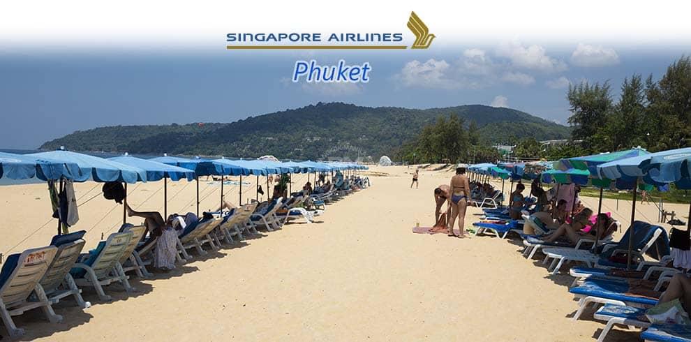 Singapore Airlines - Phuket