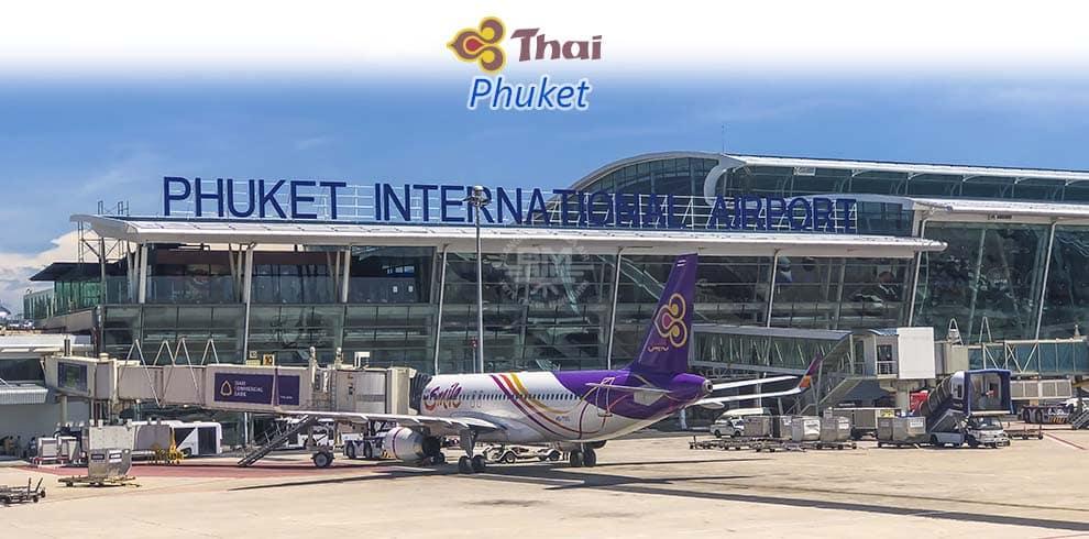 Thai Airways - Phuket