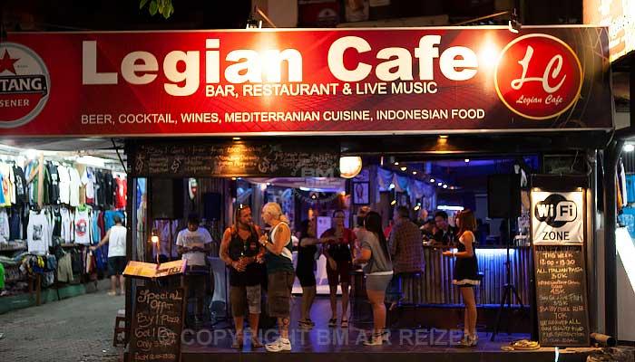 Bali - Kuta - Legian Cafe