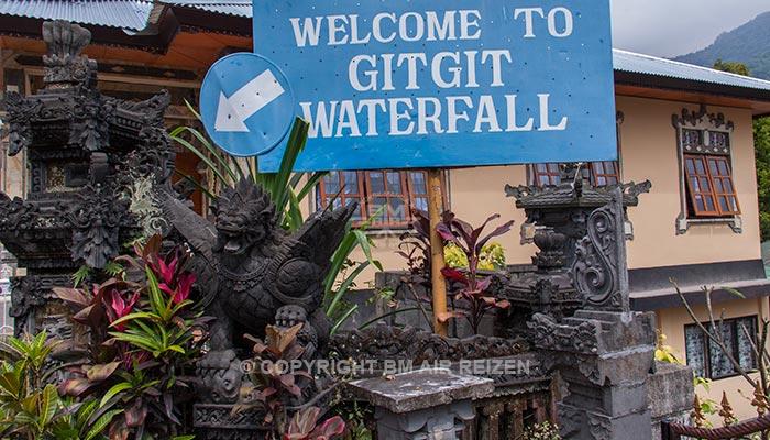 Git Git watervallen