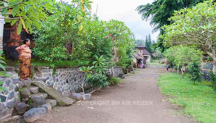 Bali Aga dorp Tenganan