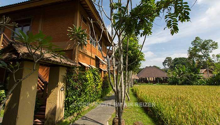 Ubud - Saren Indah hotel