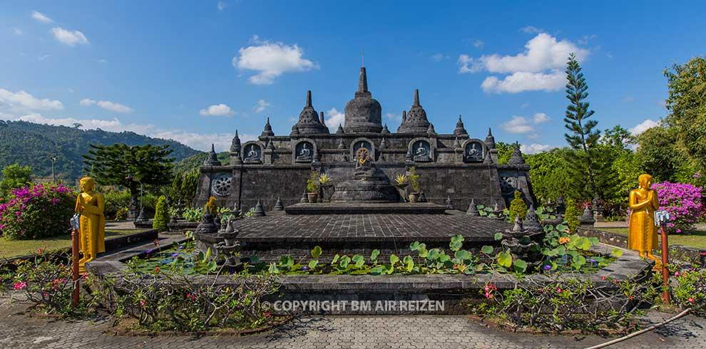 Bali Overland Tour - Brahma Vihara-Arama