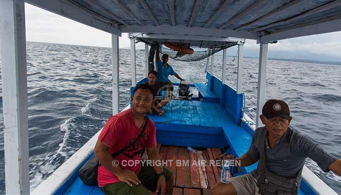 Mengjangan island