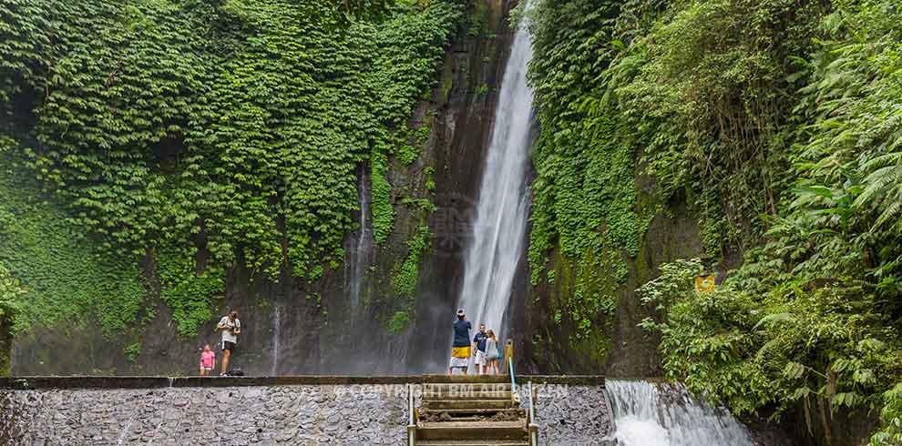 Bali - Munduk waterval