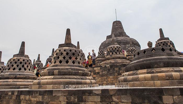 Magelang - Borobudur