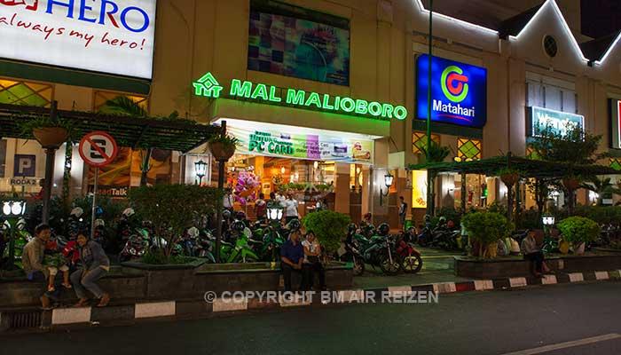Yogyakarta omgeving