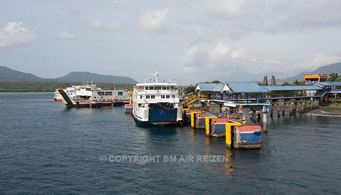 Veerboot java - Bali