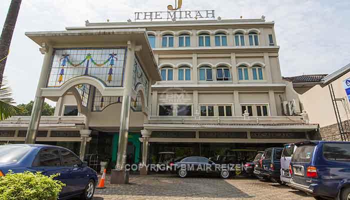 Bogor - Mirah hotel