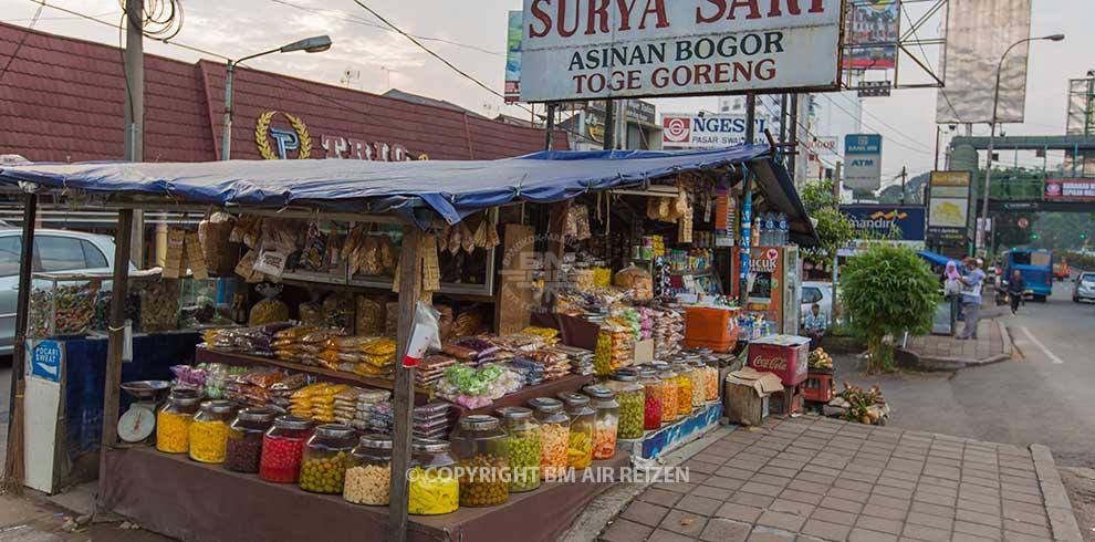 Bogor - centrum