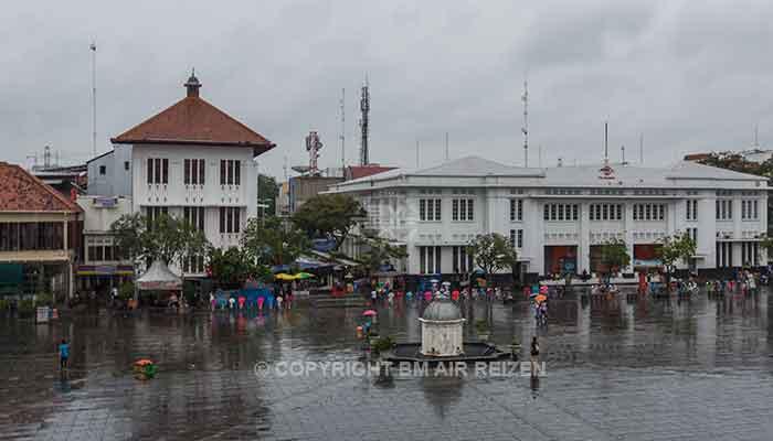 Jakarta - Fatahillah Plein