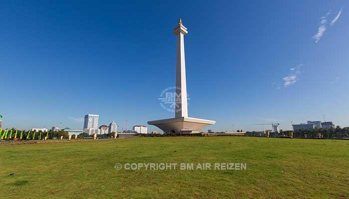 Jakarta - Monumen Nasional