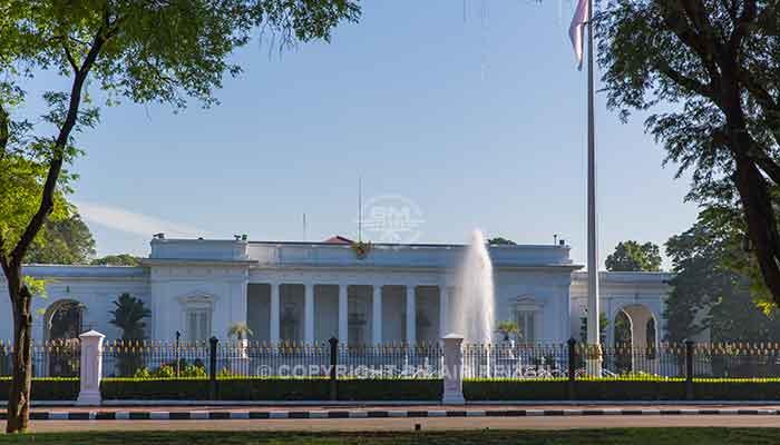 Jakarta - Presidentieel Paleis