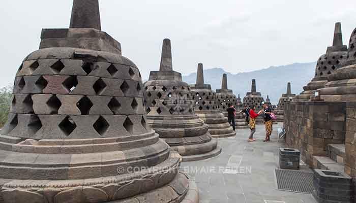 Yogyakarta - Borobudur