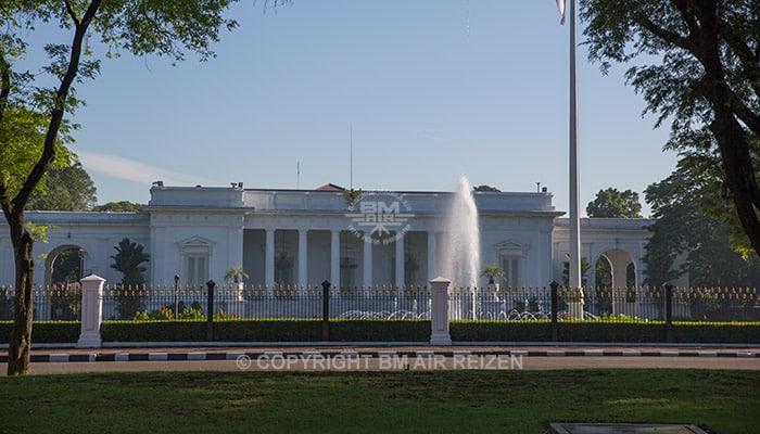 Jakarta - Presidentiële paleis