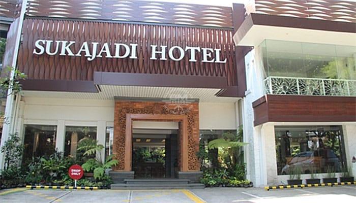 Bandung - Sukajadi hotel