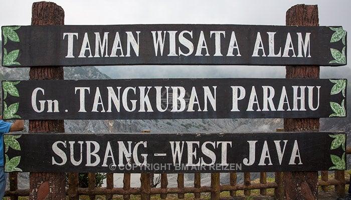 Java - Tangkuban Prahu Krater