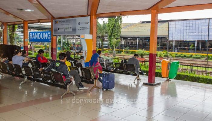 Bandung - treinstation