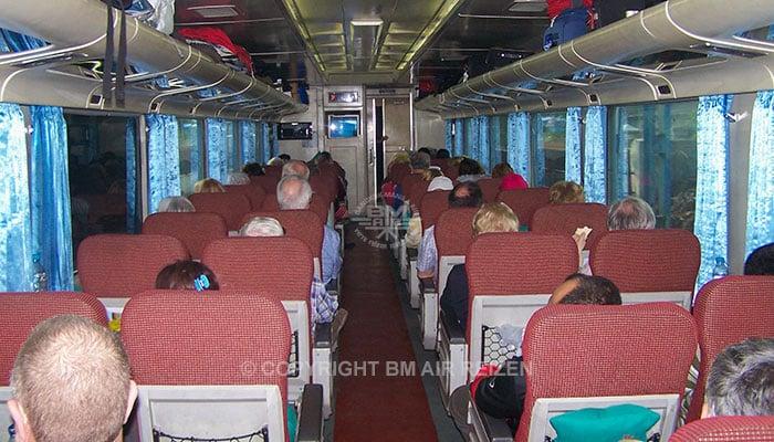 Bandung - Yogyakarta trein