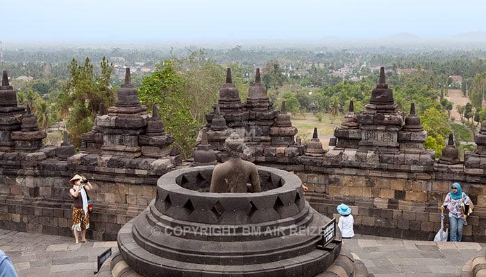 Yogyakarta - Borobudur tempel