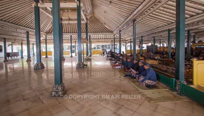 Yogyakarta - Sultanpaleis