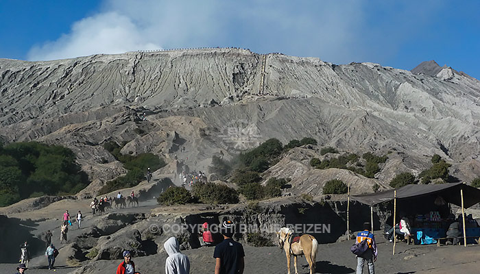 Java - Bromo vulkaan